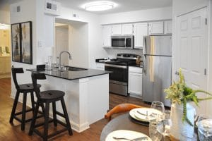 One Bedroom Apartment Organization-Westland Apartments ...