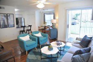 One Bedroom apartment for rent in Knoxville, Tennessee